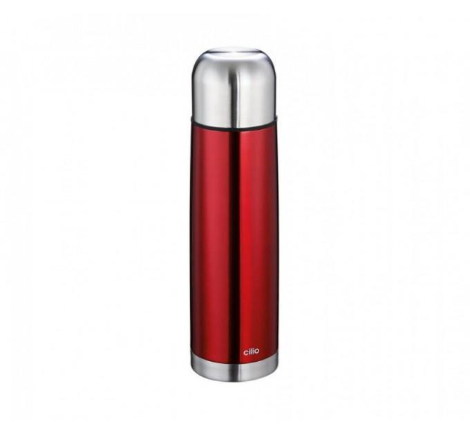Термос 0.5л CILIO, красный (CIL543353) - фото № 1