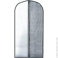 Чехол для хранения одежды Тарлев 60*120см, Black and White (2221bw)