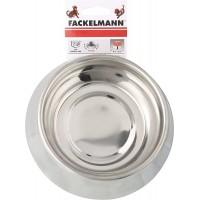 Миска Fackelmann для домашних животных D18 см, сталь (59929)