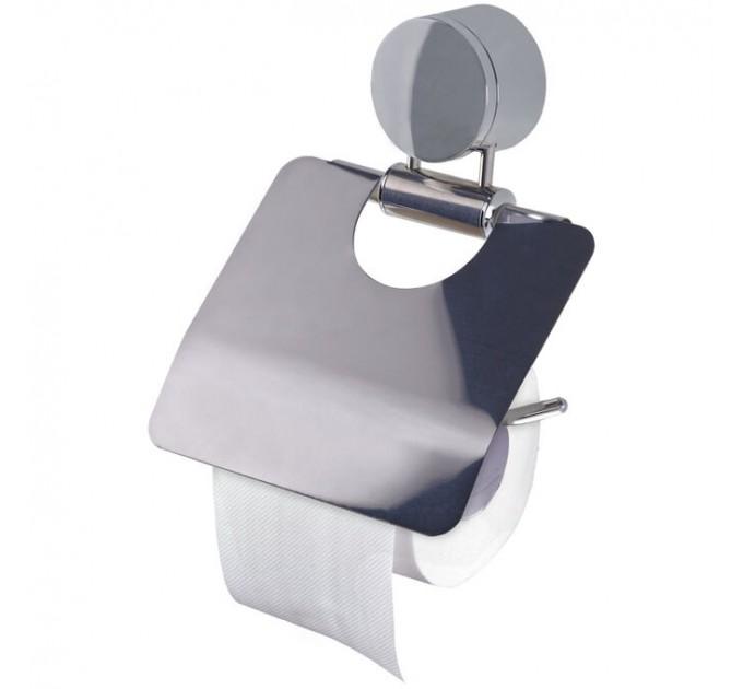 Держатель для туалетной бумаги Eco Fabric, нержавеющая сталь (TRL2401-R) - фото № 1