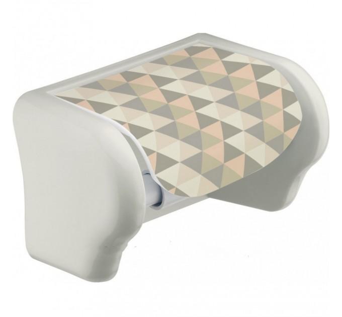 Держатель для туалетной бумаги Elif, геометрия (386-22) - фото № 1