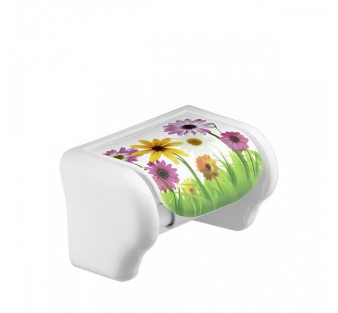 Держатель для туалетной бумаги Elif, кульбаба (386-21)