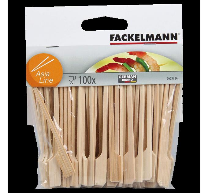 Шпажки для канапе Fackelmann 100шт, 9 см, бамбук (56637) - фото № 1