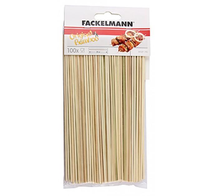 Палочки для шашлыка Fackelmann 100шт 20 см, бамбук (56521) - фото № 1