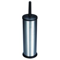 Ершик для унитаза Eco Fabric SMARTSTEEL, нержавеющая сталь (TRL2402-A)