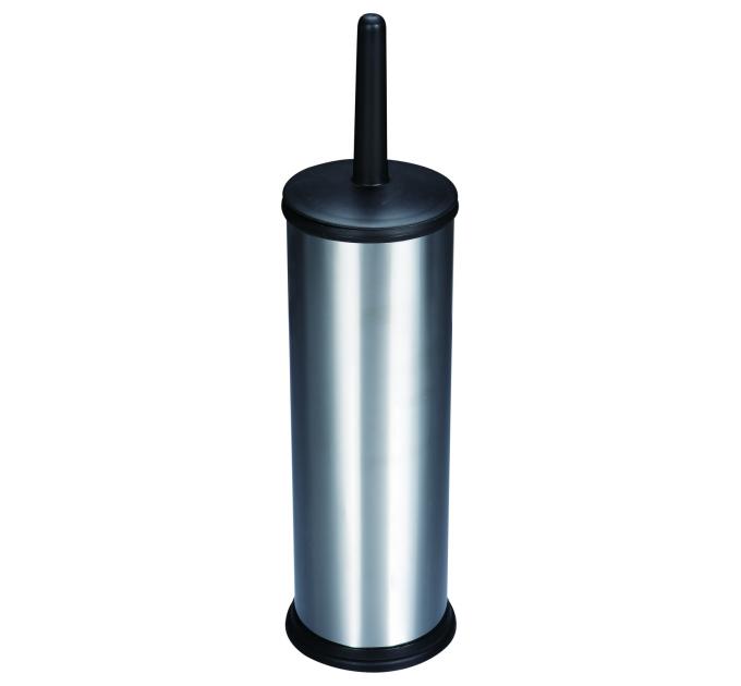 Ершик для унитаза Eco Fabric SMARTSTEEL, нержавеющая сталь (TRL2402-A) - фото № 1