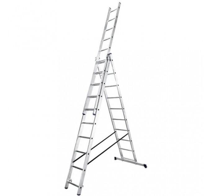 Лестница универсальная Aloft алюминиевая 3х9 (CLA-309)