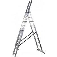 Лестница универсальная Aloft алюминиевая 3х10 (CLA-310)