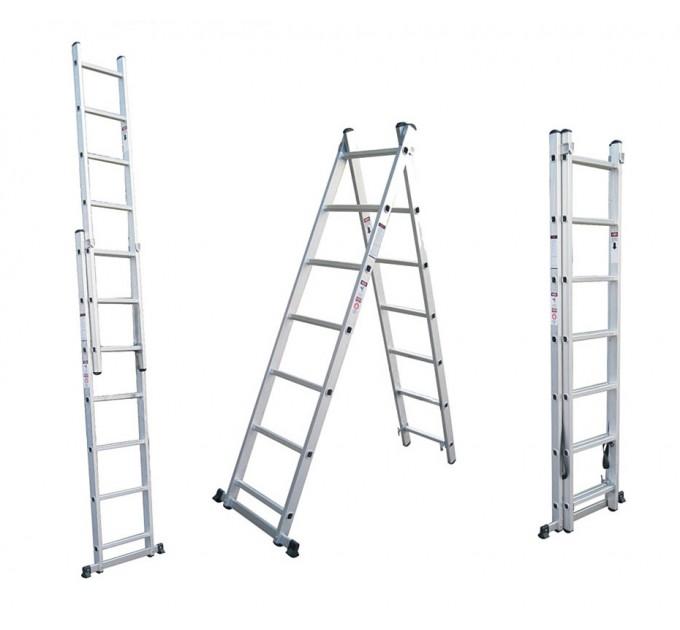 Лестница универсальная Aloft алюминиевая 3х7 (CLA-307)