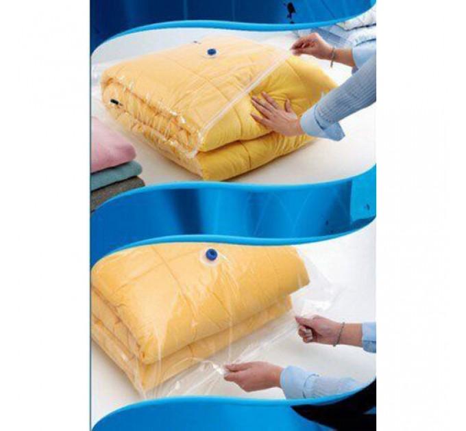Вакуумный мешок для одежды Miss Space 80*120см (7303) - фото № 2