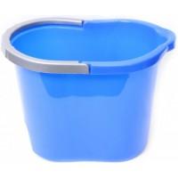 Ведро для уборки овальное 13л Tuttomop 00135, голубой (SOV13SS-blue)