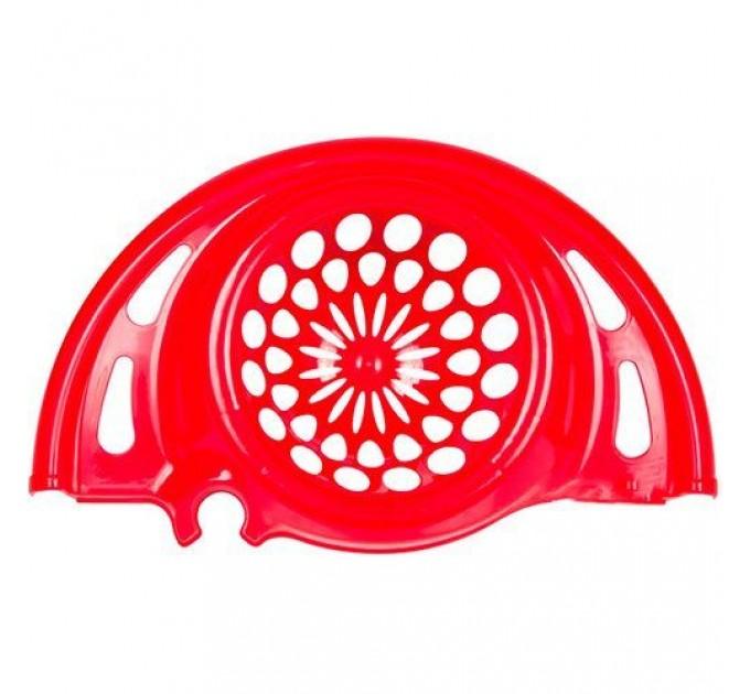 Отжим на ведро для уборки круглое 12л Tuttomop 61110, красный (STSERO-red) - фото № 1