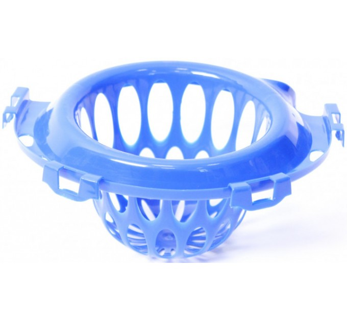 Отжим на ведро для уборки овальное 13л Tuttomop 61103, голубой (STSOV13-blue)