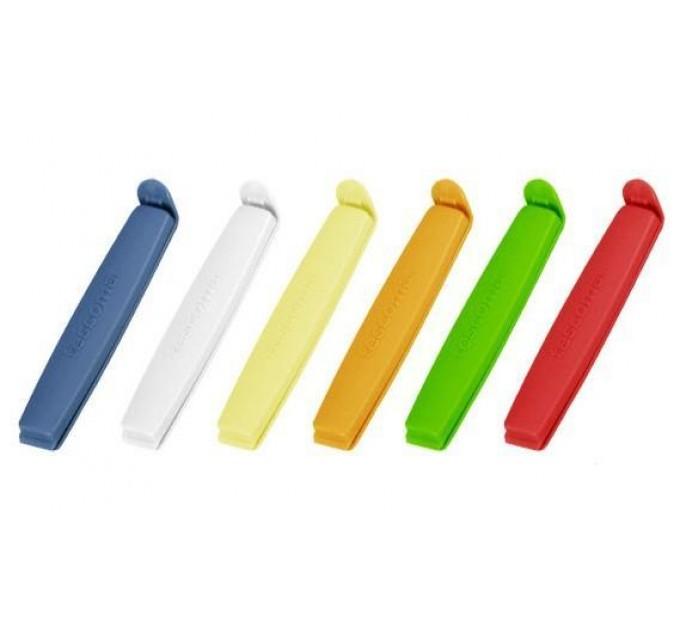 Зажим для пакетов Tescoma PRESTO 12см, 6шт (420754) - фото № 1