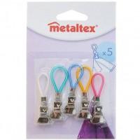 Зажимы для полотенец Metaltex 5шт. (297104)