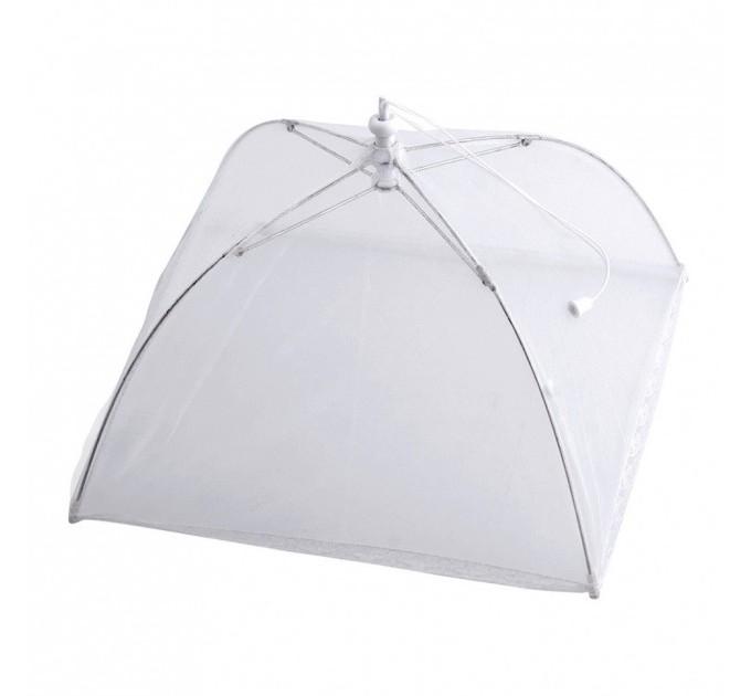 Защитная крышка-сетка для продуктов 35*35 см Metaltex (116230) - фото № 1