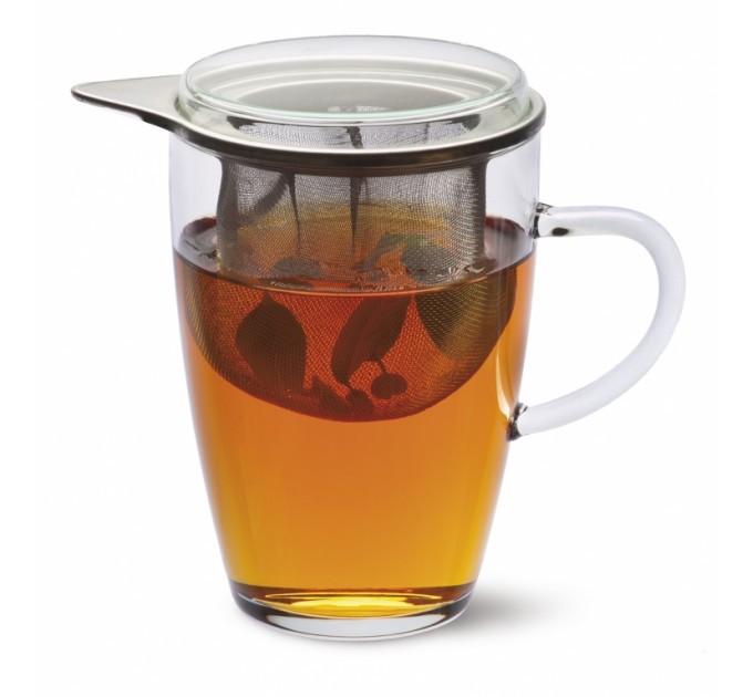 Чашка с ситом Simax Tea for one 0.35л (s179) - фото № 1