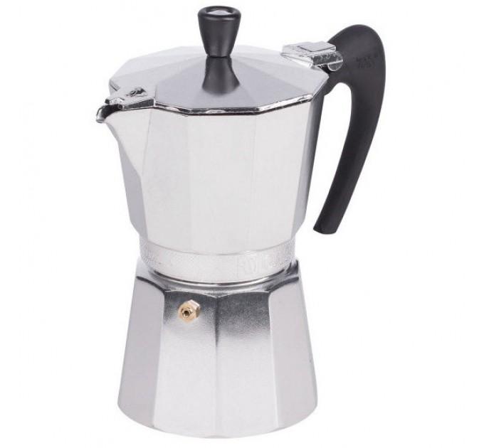 Гейзерная кофеварка на 3 чашки AROMA VIP INDUCTION GAT (103403) - фото № 1